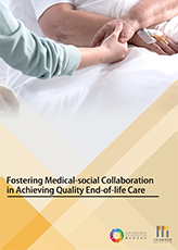 Fostering Medical-social Collaboration in Achieving Quality End-of-life Care