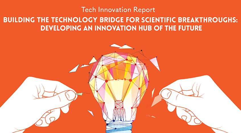 Building the Technology Bridge for Scientific Breakthroughs: Developing an Innovation Hub of the Future