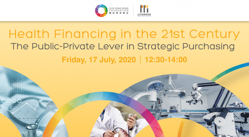 Health Financing in the 21st Century: The Public-Private Lever in Strategic Purchasing