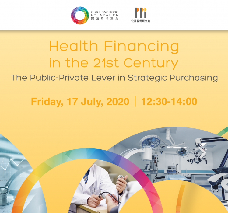 Health Financing in the 21st Century: The Public-Private Lever in Strategic Purchasing _mobile